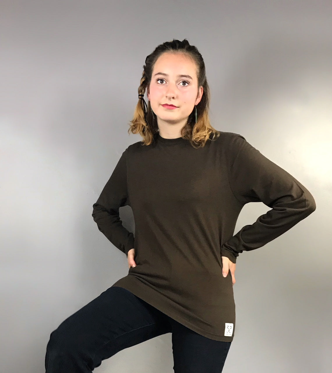 Long Sleeve bamboo Tee