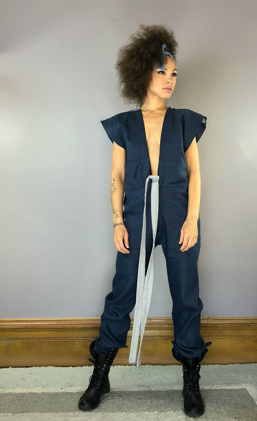 Riveter Jumpsuit