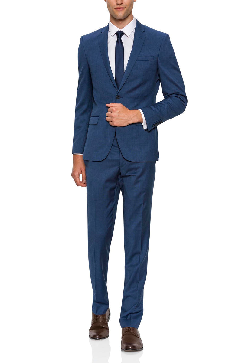 FJD019 Blue Suit