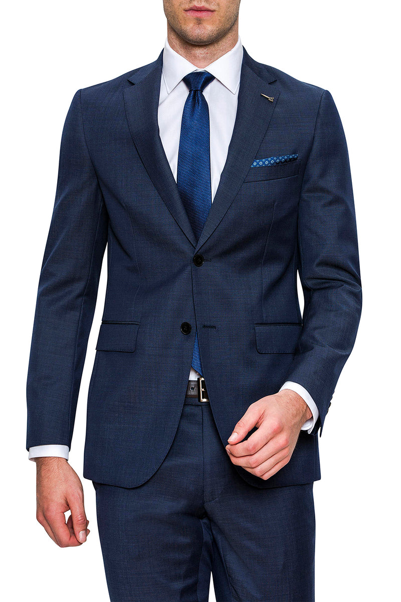 FJD025 Blue Suit