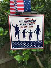 ALL AMERICAN FAMILY RUN - ON SALE!!!