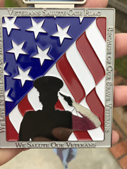 RUN TO SALUTE VETERANS (New Item)