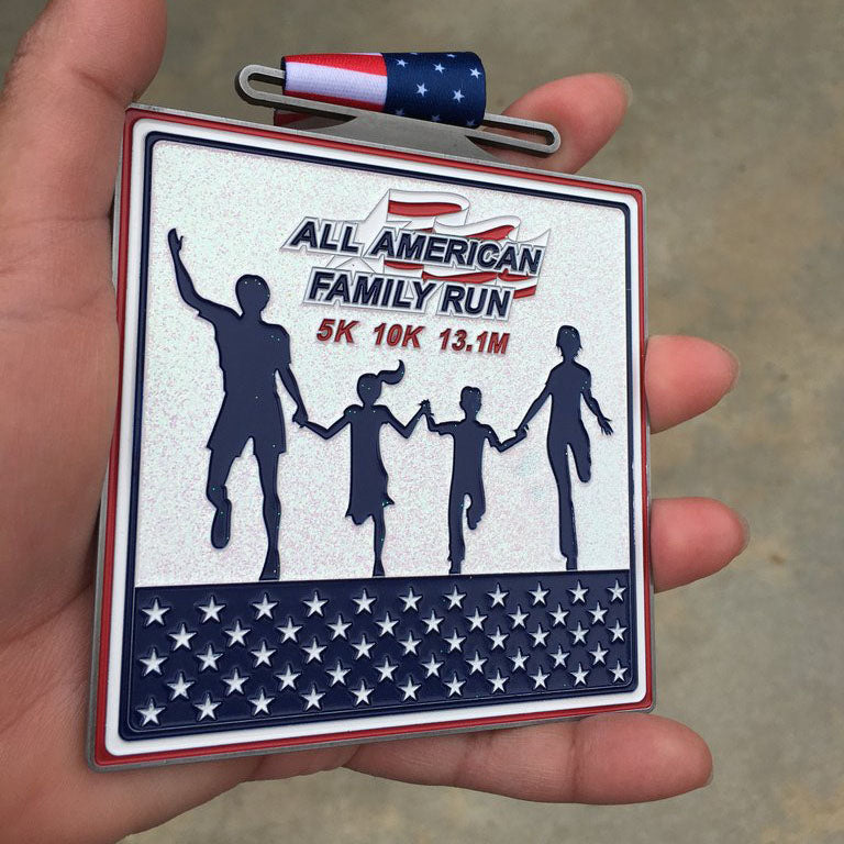 ALL AMERICAN FAMILY RUN - ON SUPER SALE!!!