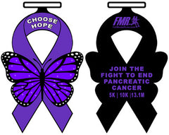 CHOOSE HOPE PANCREATIC CANCER AWARENESS RUN