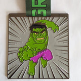 HULK SMASH DASH - Full Medal Runs Running Medals
