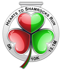 HEARTS TO SHAMROCKS RUN