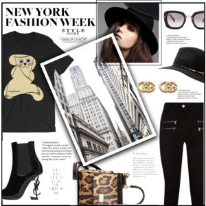 What to wear for the New York Fashion Week #NYFW