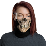 Skull Face Mask Neck Gaiter Unisex Athletic Bandana - DogzPrinted
