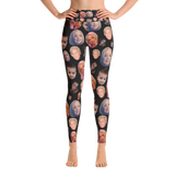 Custom Print Yoga Leggings for Women - DogzPrinted