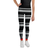 Zoey Fortnite Video Game Character Kids & Youth Leggings - DogzPrinted
