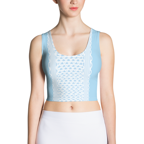 Bo Peep Toy Story Crop Top for Women - DogzPrinted