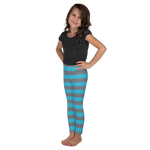 Striped Kids Leggings - DogzPrinted