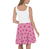 Strawberry Shortcake Doll Skater Dress for Women - DogzPrinted