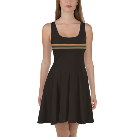 The 13th Doctor Skater Dress for women - DogzPrinted