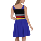 Optimus Prime Transformers Skater Dress for Women - DogzPrinted
