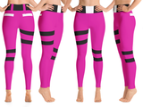 Cuddle Team Leader Fortnite Hero Women's Yoga Leggings - DogzPrinted