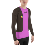 Bing Bong Men's Rash Guard Shirt - DogzPrinted