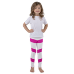 Taffyta Muttonfudge Striped Kids & Youth Leggings - DogzPrinted