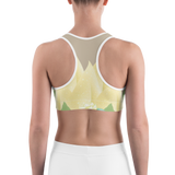 Tiana Women's Sports Bra - DogzPrinted