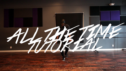 Antoine Troupe Jeremih - All the Time Tutorial