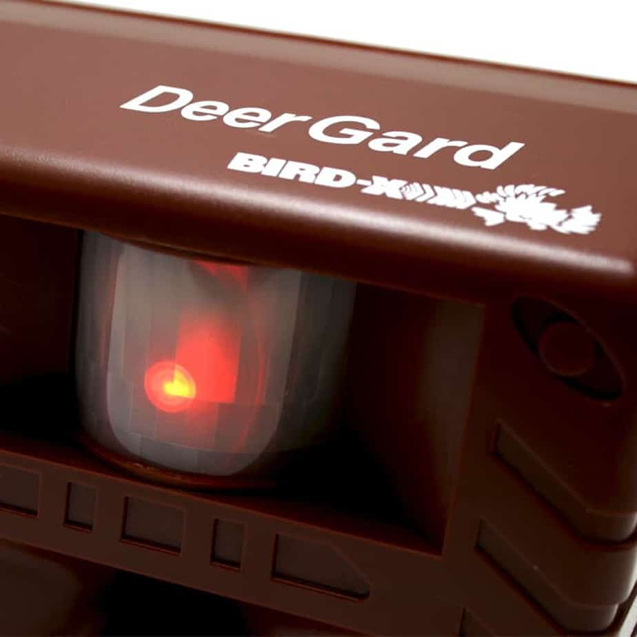 Bird-X - Deer Gard - Keeps Deer Away From Damaging Your Gardens, Lawns & Property