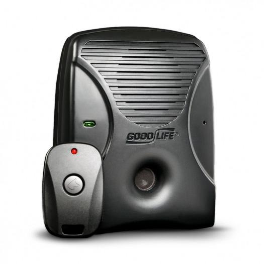 Goodlife - Dog Silencer® - World's First Indoor And Outdoor Bark Control Device - Best Humane And Safe Anti-Bark Solution