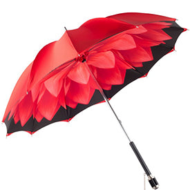 Poinsettia Umbrella by Persolé Italy from AHALife