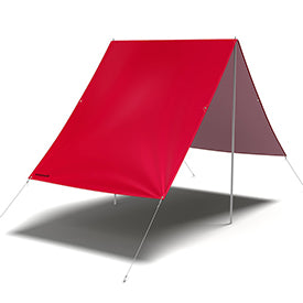 Rebel Red SunShade by FieldCandy