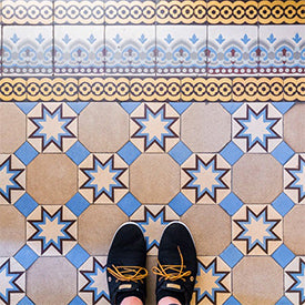Parisian Floors by Sebastian Erras 1