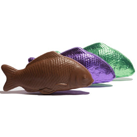 Large Haighs Milk Chocolate Fish