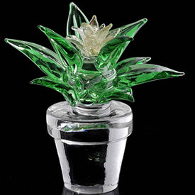 Murano Glass Cactus | The Magpie Files