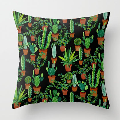 Cactus cushion by Sian Keegan | The Magpie Files
