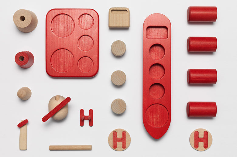 OFFSHORE Wooden Toy Set by Permafrost