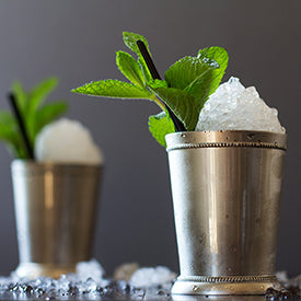 The Mint Julep Cocktail Drink