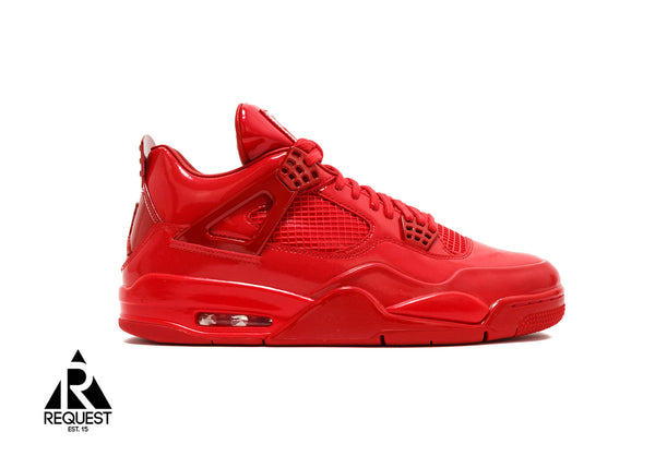 "Air Jordan 4 Retro 11Lab4 ""Red"""