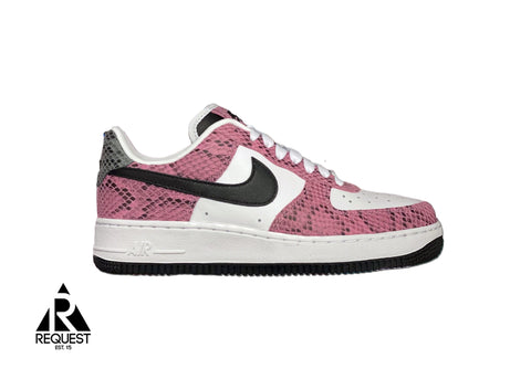 "Nike Air Force 1 ID ""Pink Snakeskin"""