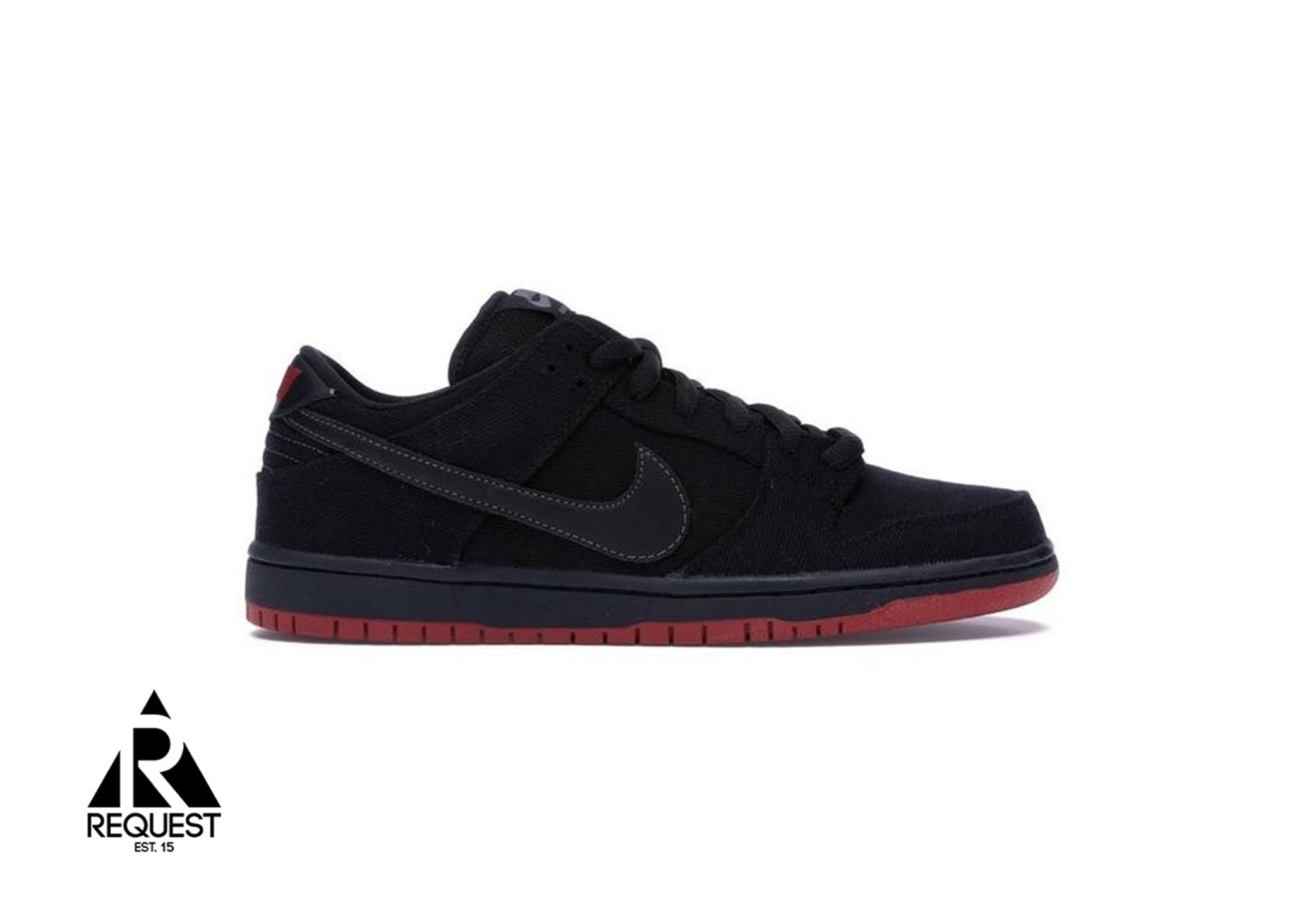 "Nike Sb Dunk Low ""Black DenimLevi"""