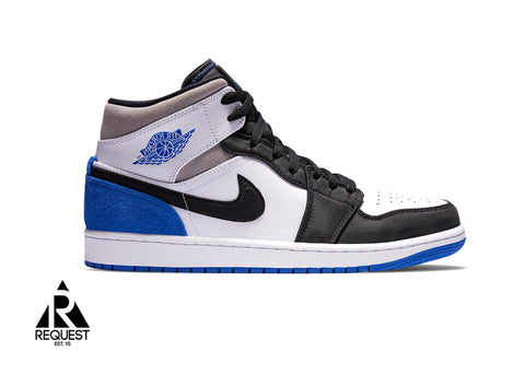 "Air Jordan 1 Retro Mid SE ""Union Royal"""