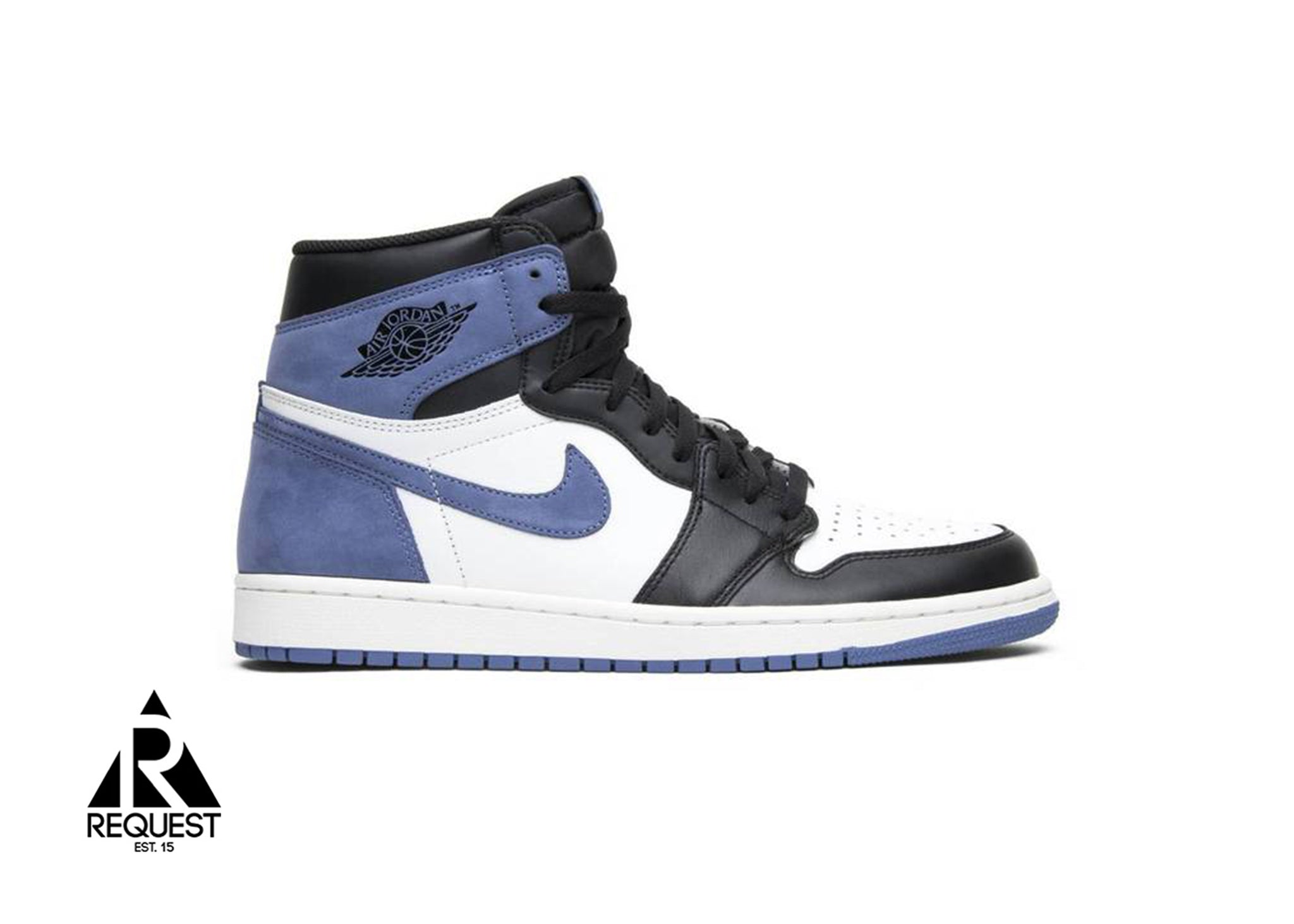 "Air Jordan Retro 1 ""Blue Moon"""