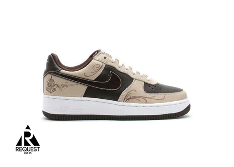 "Nike Air Force 1 ""Brown Pride"""