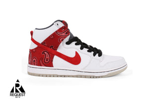 "Nike Dunk SB High ""Cheech & Chong"""