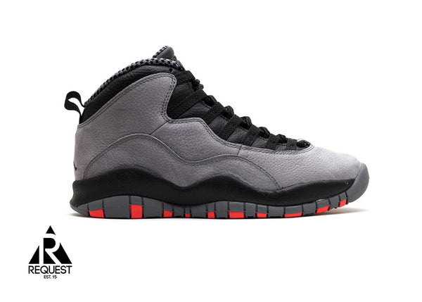 "Air Jordan 10 ""Cool Grey"" 2014"