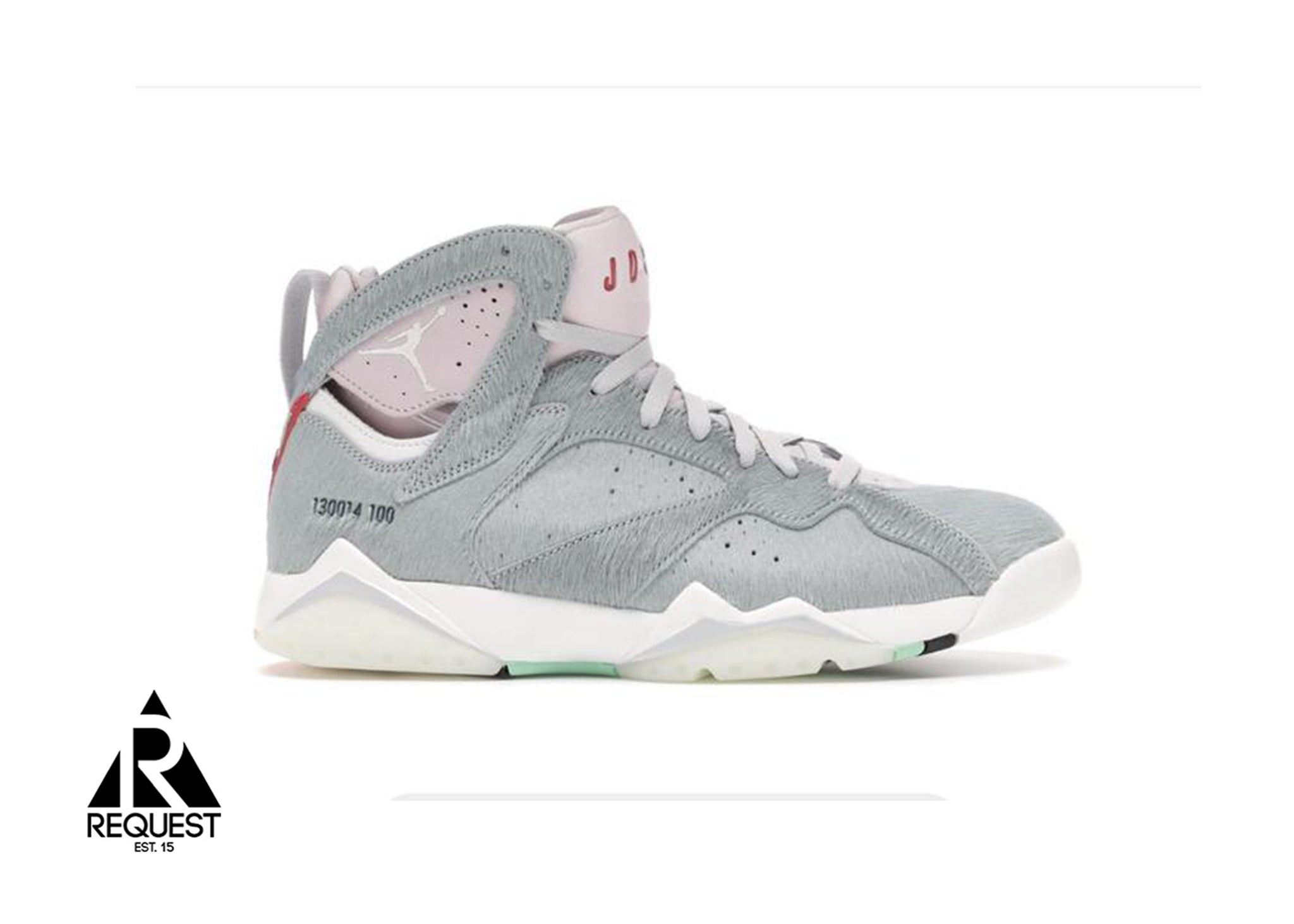 "Air Jordan Retro 7 ""Hare Neutral Grey"""