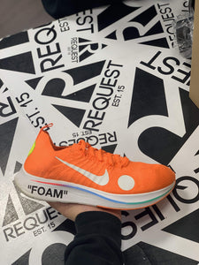 "Nike Zoom Fly Mercurial ""Total Orange"""