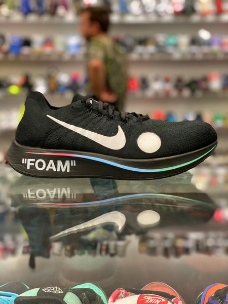 "Nike Zoom Fly Mercurial Off White ""Black"""