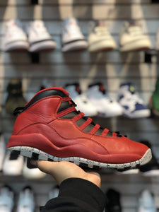 "Air Jordan 10 Retro ""Bulls Over Broadway"""