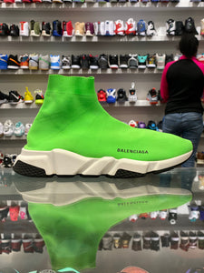 "Balenciaga Speed Trainer ""Green"""