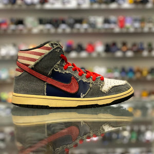 "Nike SB Dunk High ""Made In The USA"""