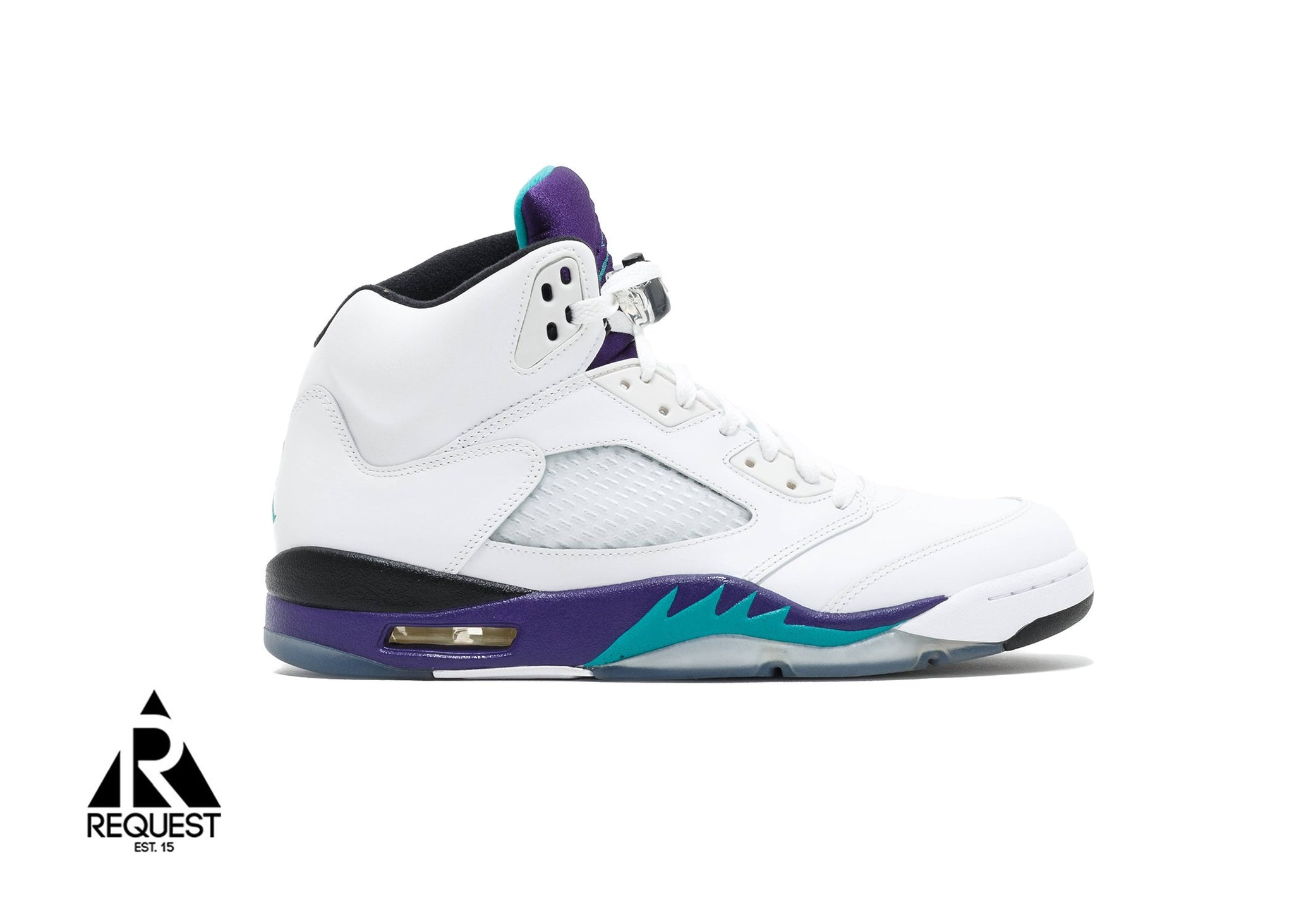 "Air Jordan Retro 5 ""Grape 2013"""