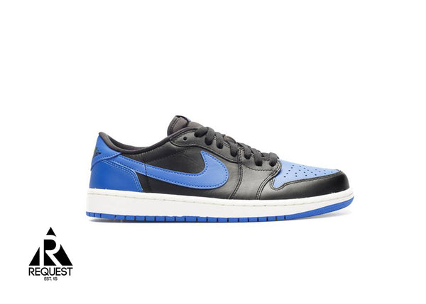 "Air Jordan 1 Retro Low ""Royal"""